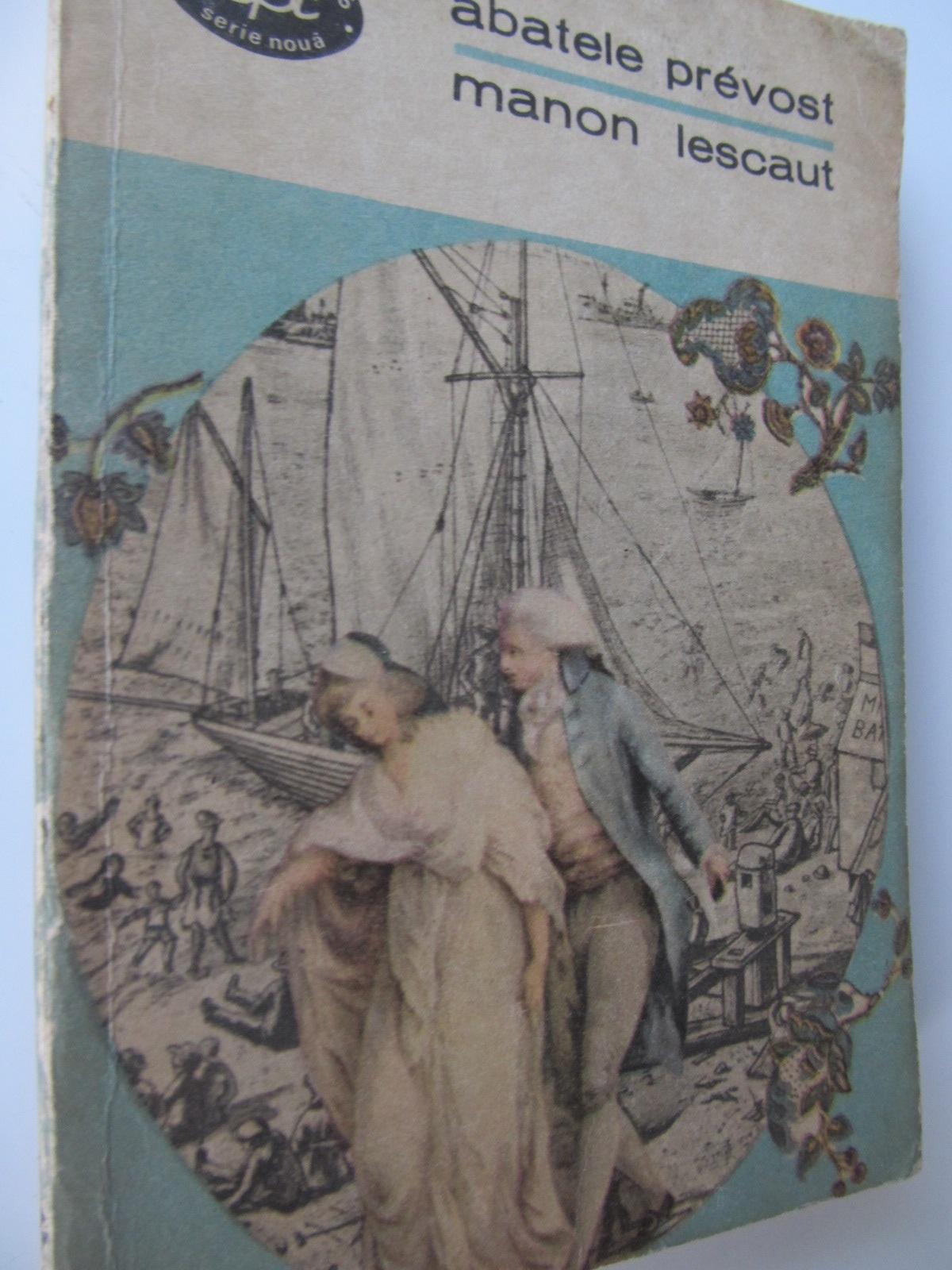Manon Lescault - Abatele Prevost | Detalii carte
