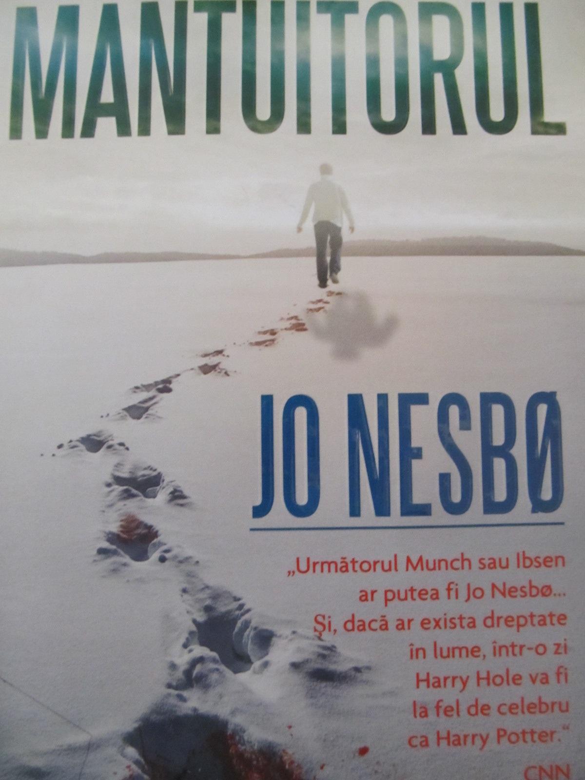 Mantuitorul - Jo Nesbo | Detalii carte