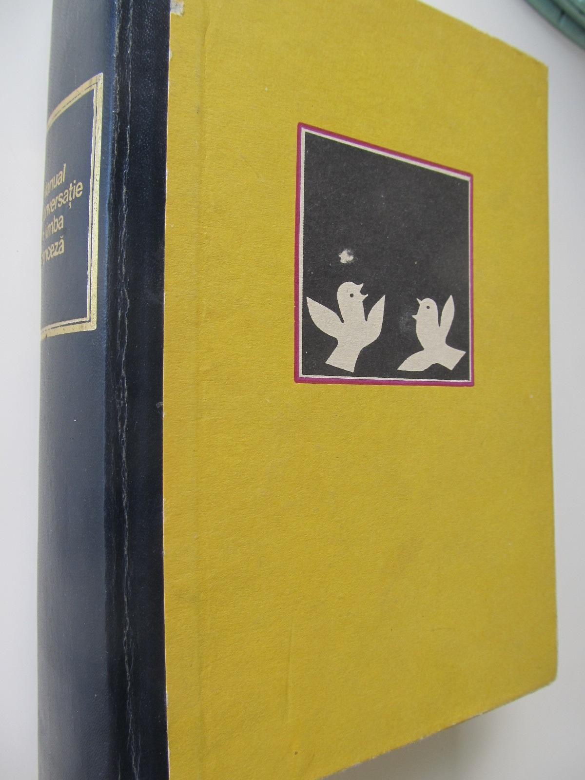 Manual de conversatie in limba Franceza - I. Niculita | Detalii carte