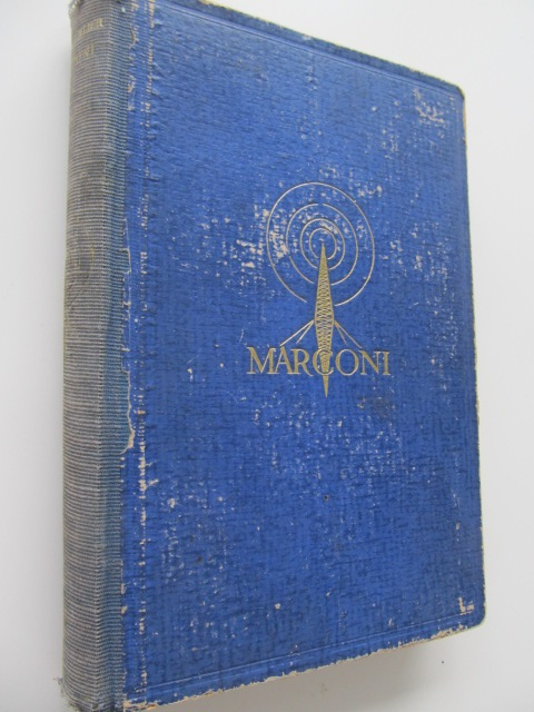 Carte Marconi az eter  varazsloja (15 keptablaval) - B. L. Jacot , D. M. B. Collier