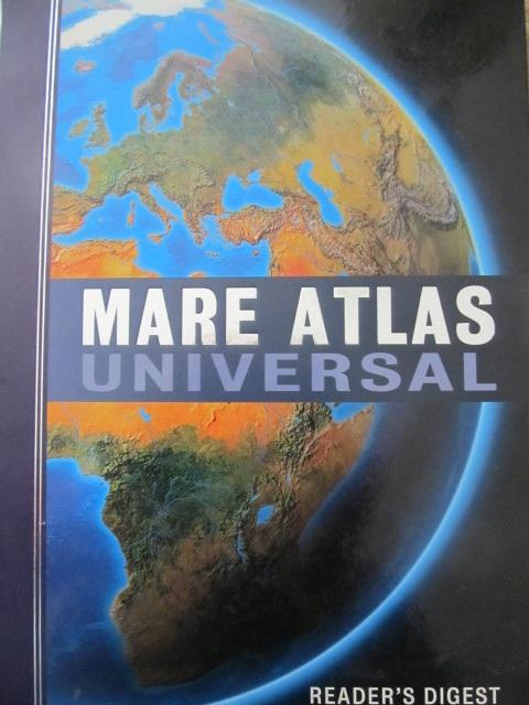 Mare atlas universal Reader's Digest - *** | Detalii carte