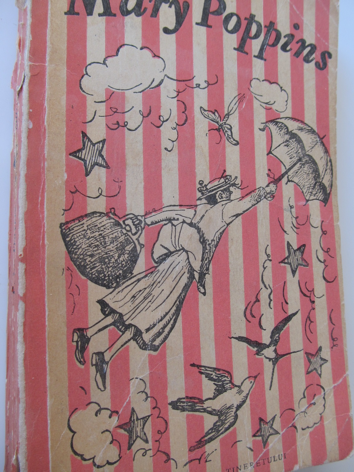 Carte Mary Poppins - P. L. Travers