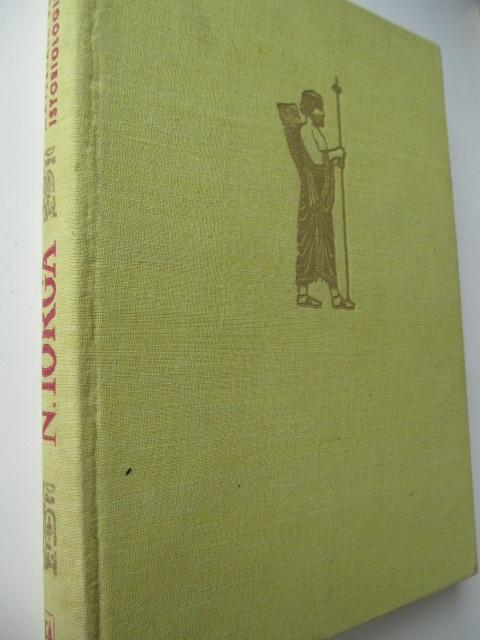 Materiale pentru o istoriologie umana [1] - N. Iorga | Detalii carte