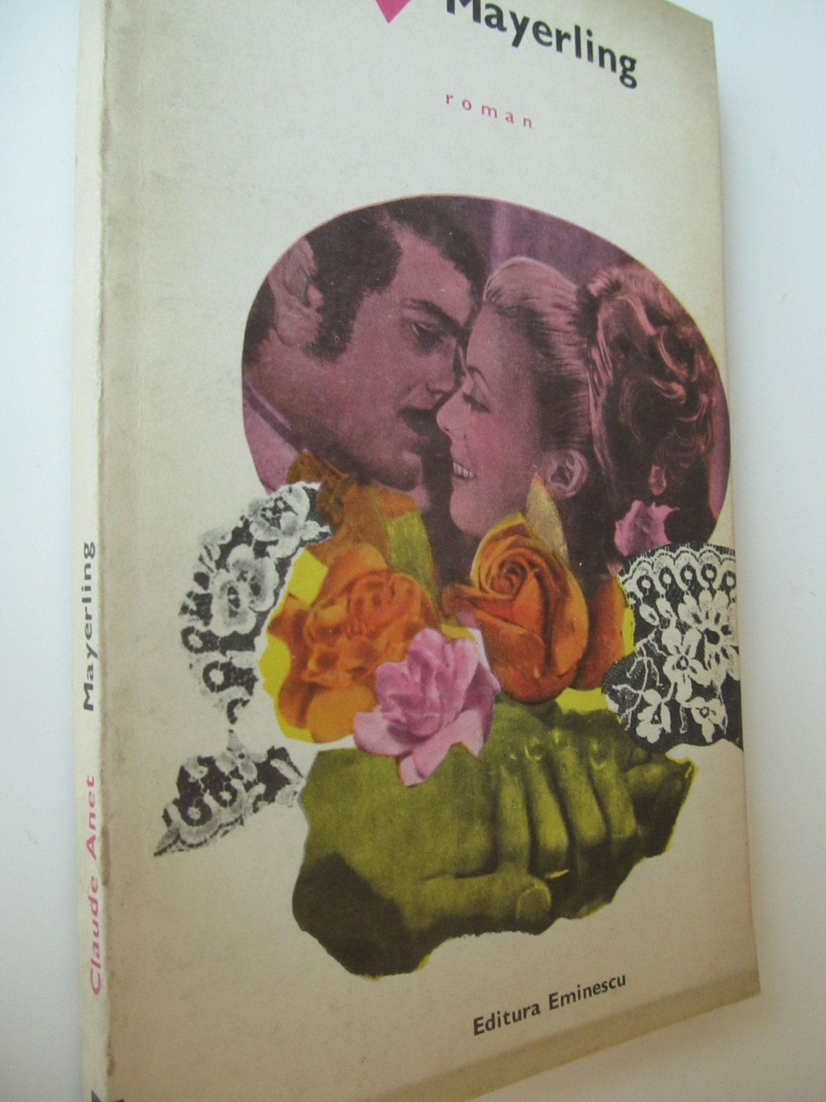 Mayerling - Claude Anet | Detalii carte