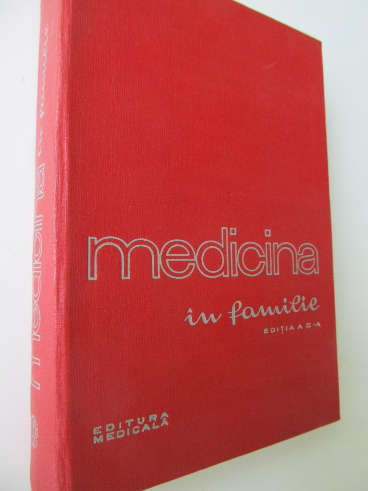 Medicina in familie - Marin Voiculescu , ... | Detalii carte