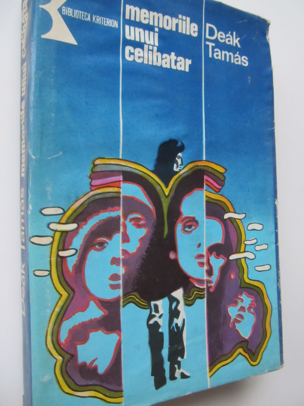 Carte Memoriile unui celibatar - Deak Tamas
