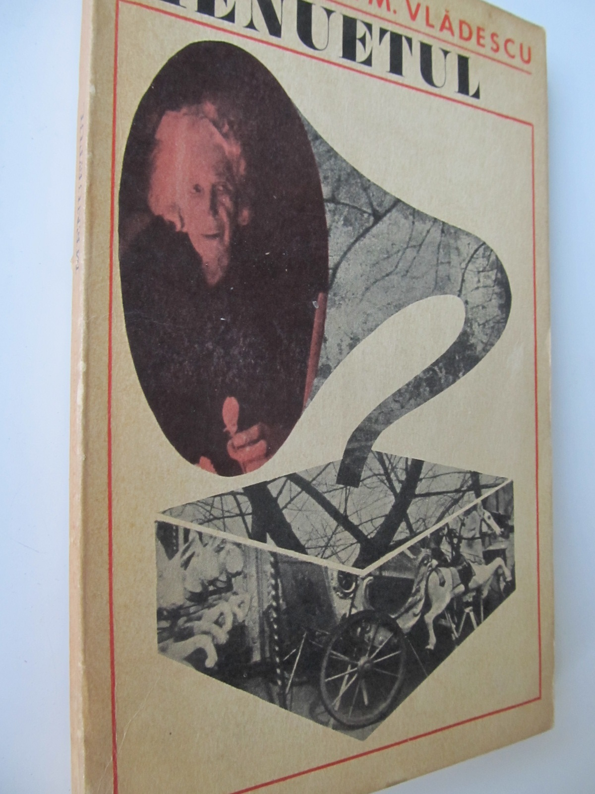Menuetul - G. M. Vladescu | Detalii carte