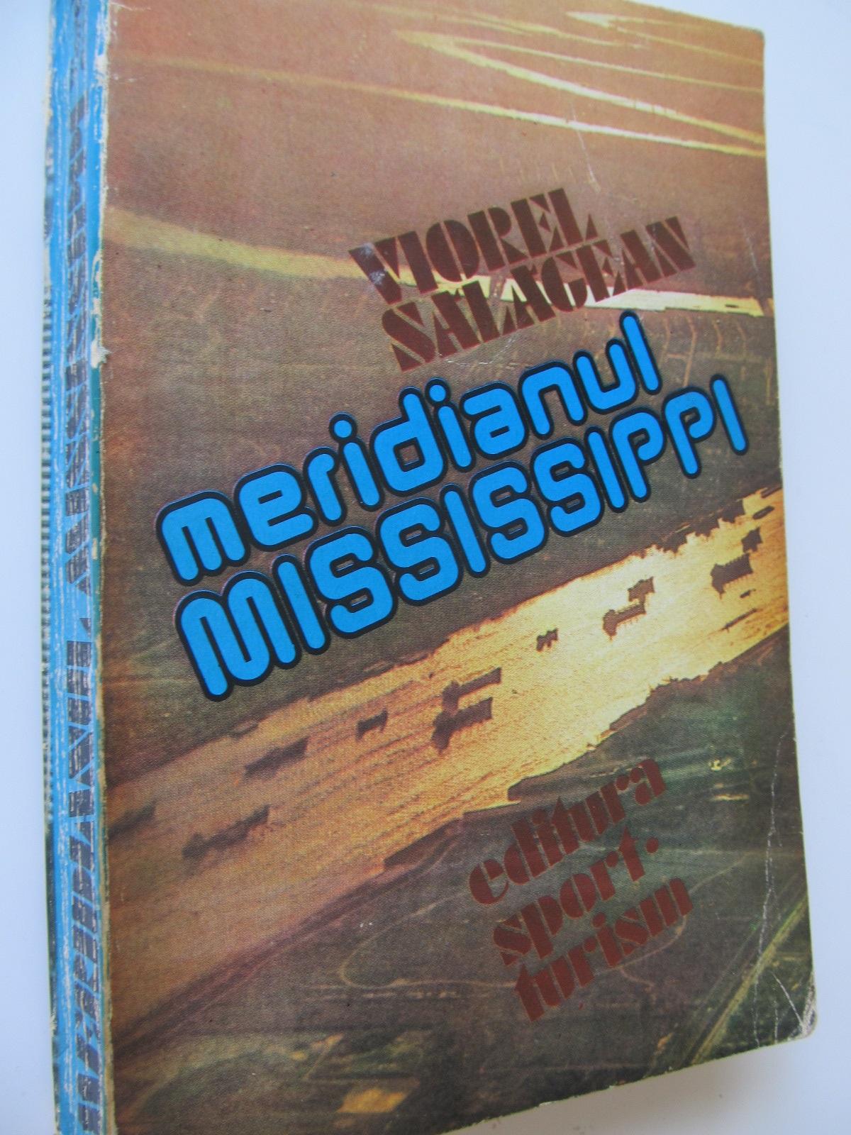 Meridianul Mississippi - Viorel Salagean | Detalii carte