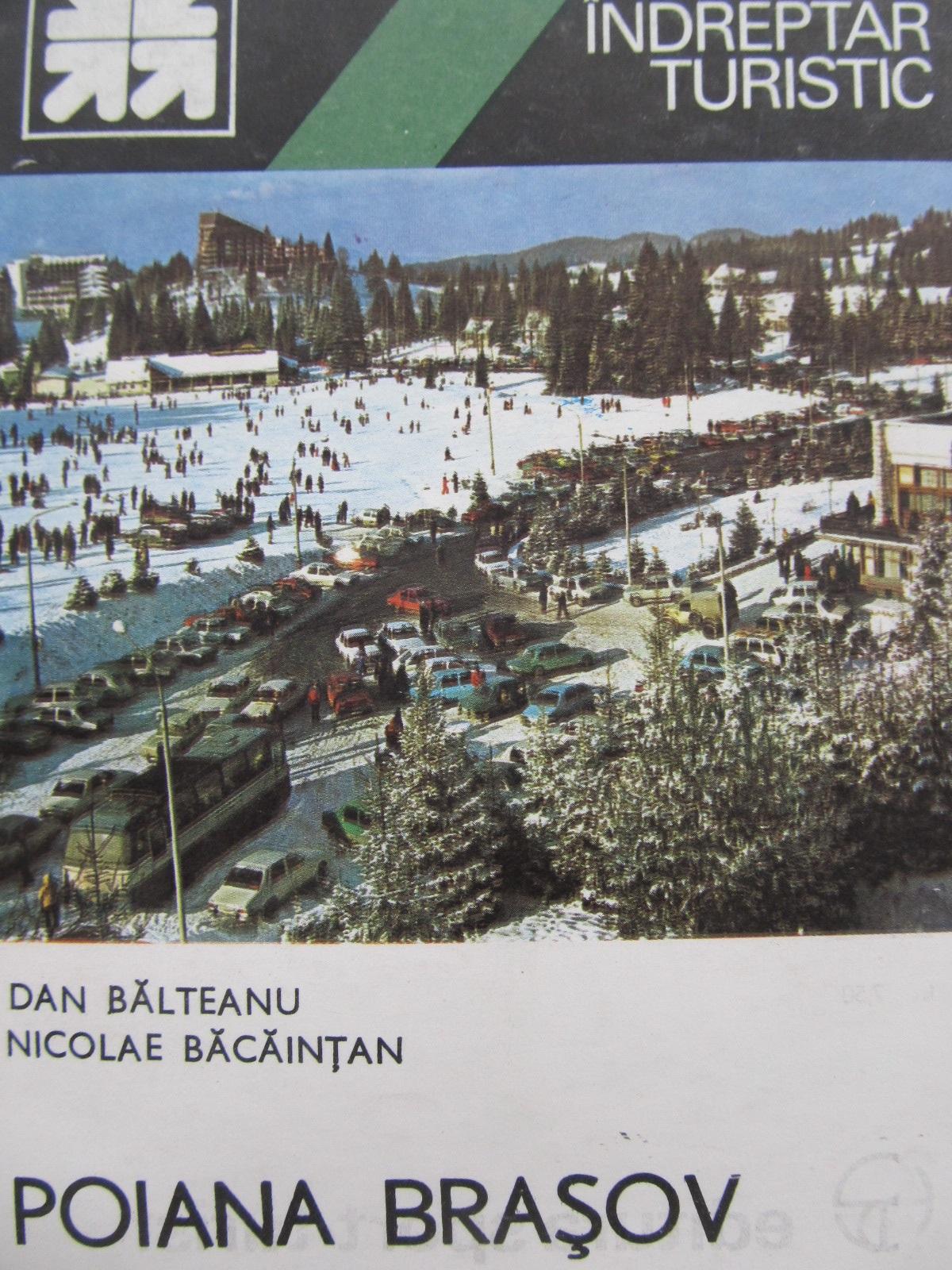 Mic indreptar turistic Poiana Brasov (cu harta) - Dan Balteanu , Nicolae Bacaitan | Detalii carte