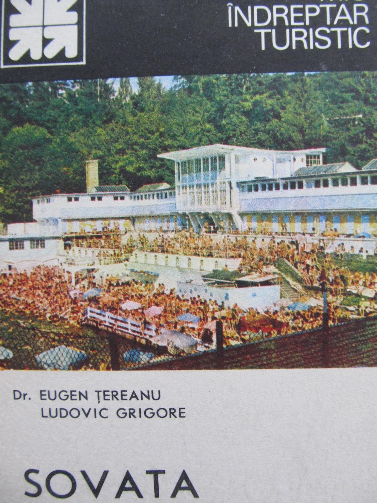 Mic indreptar turistic Sovata - Eugen Tereanu , Ludovic Grigore | Detalii carte
