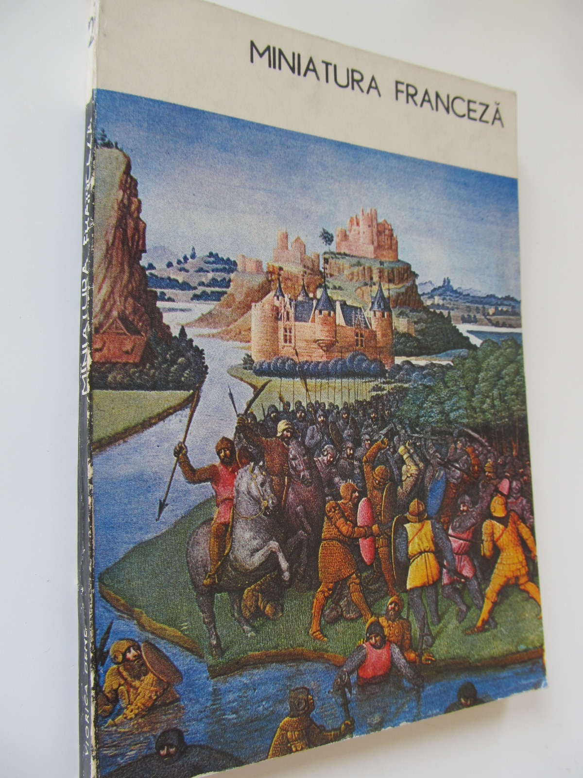 Miniatura franceza - Viorica Dene | Detalii carte