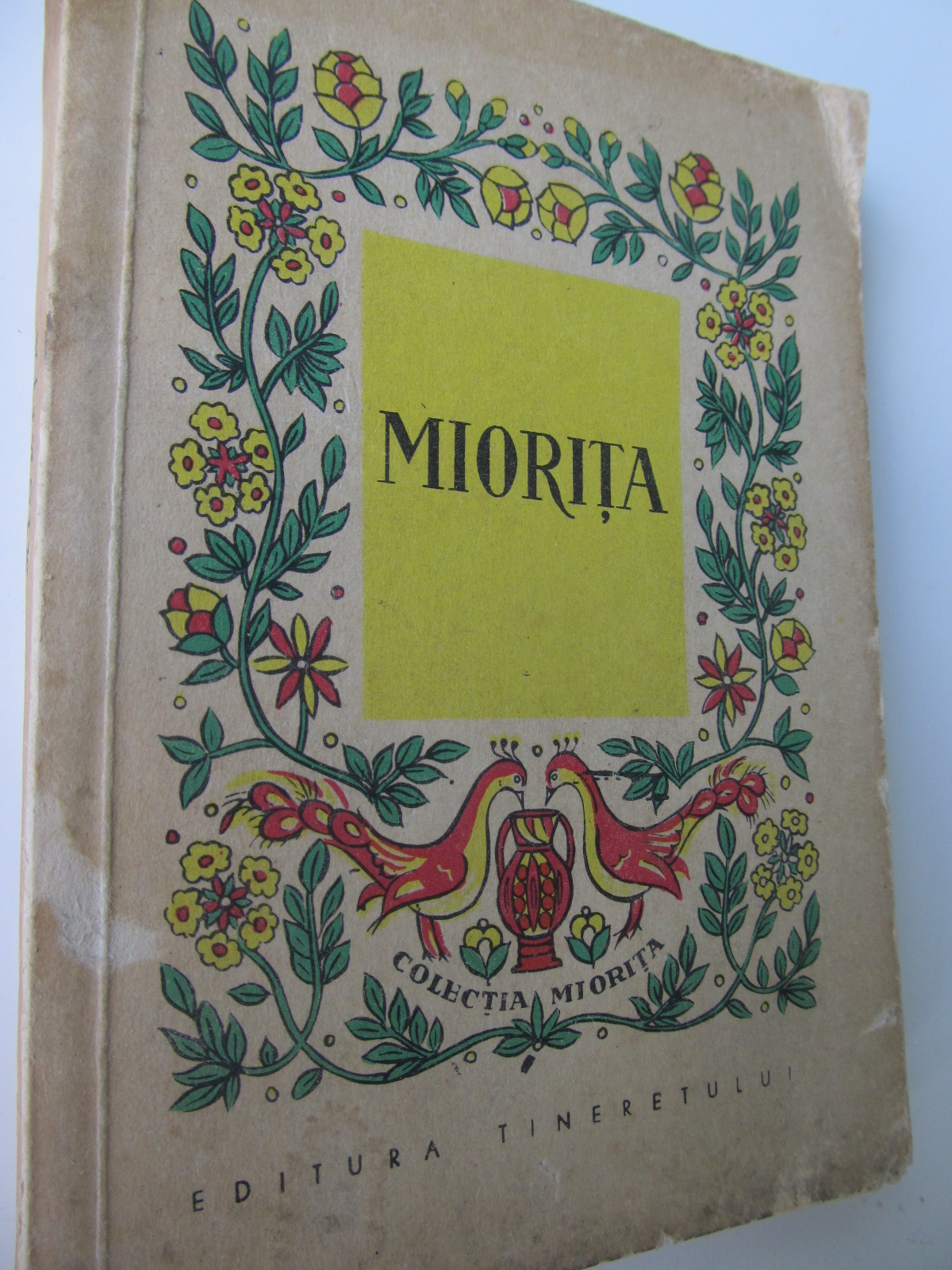 Miorita - Balade populare - ingijita de I. D. Balan | Detalii carte