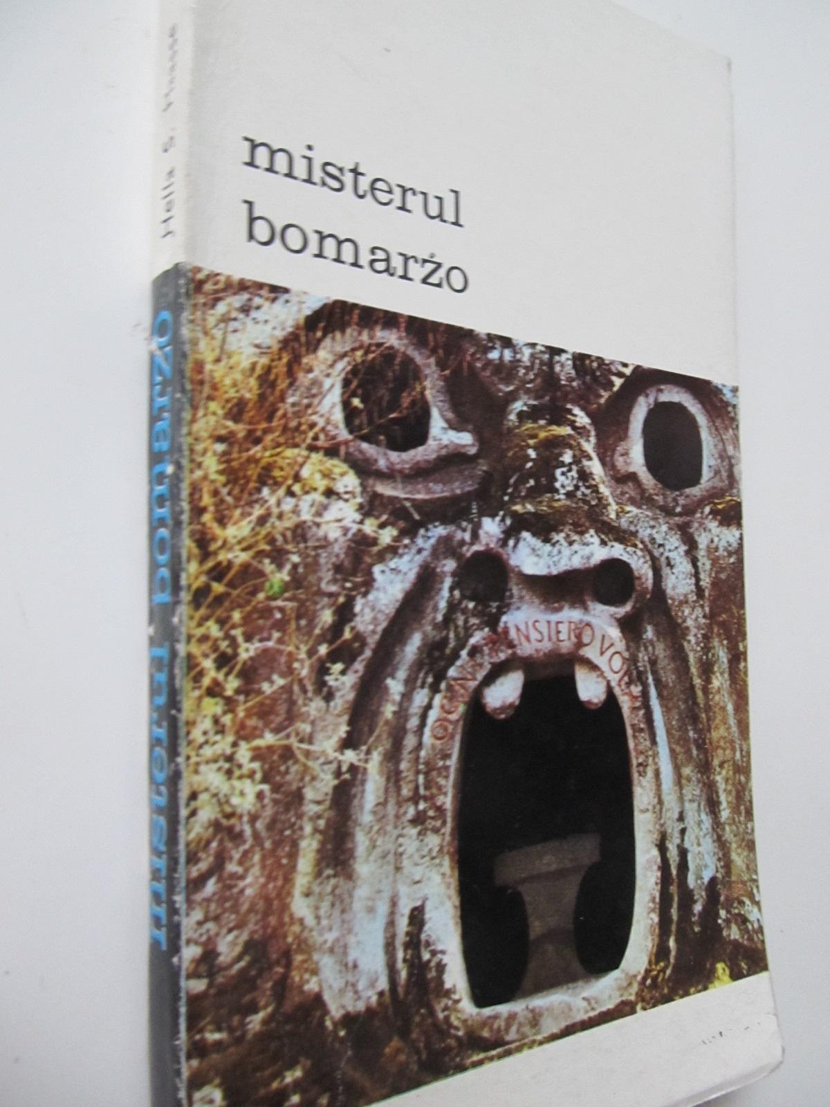Misterul Bomarzo - Hella S. Haasse | Detalii carte