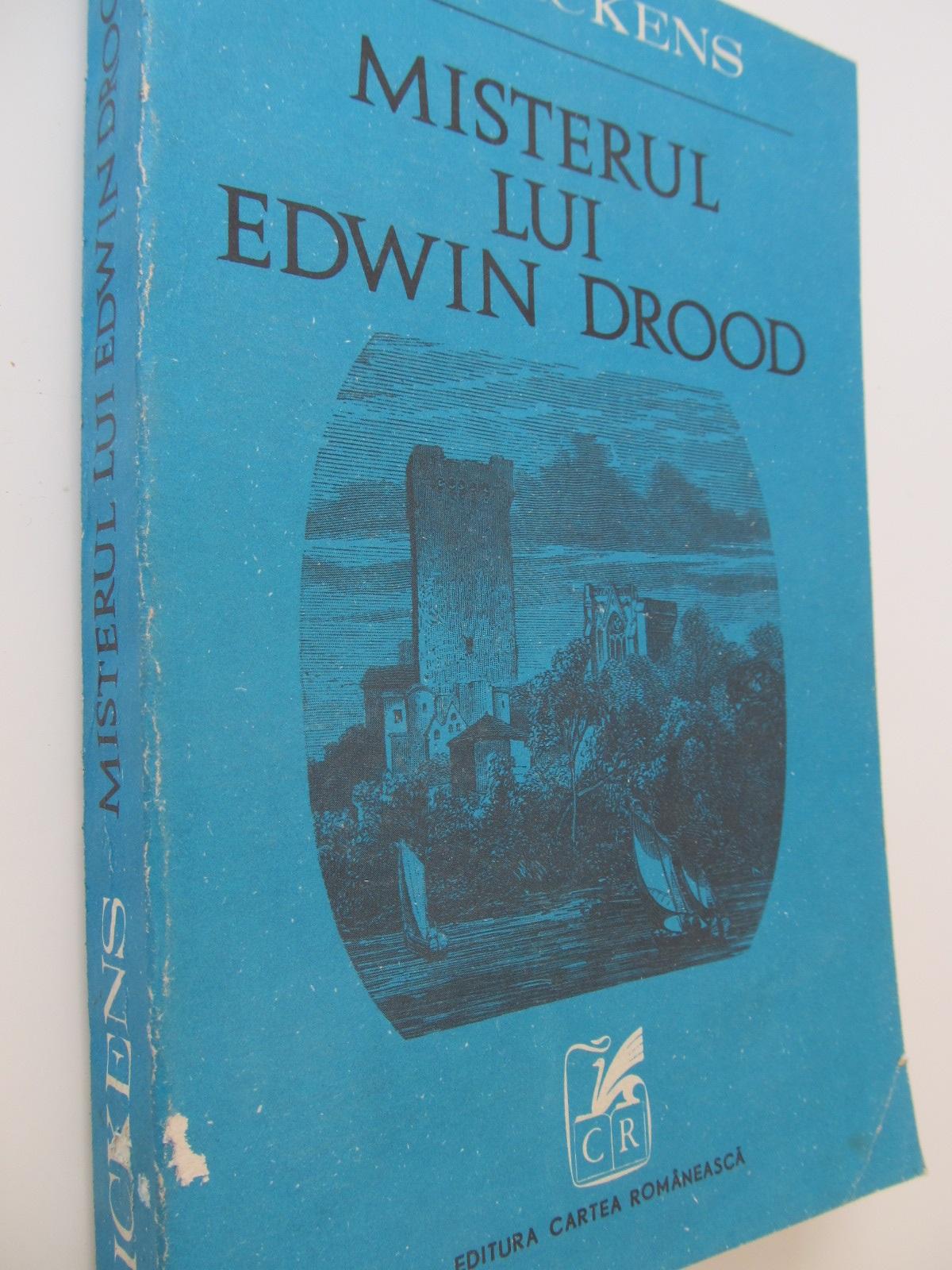Misterul lui Edwin Drood - Ch. Dickens | Detalii carte