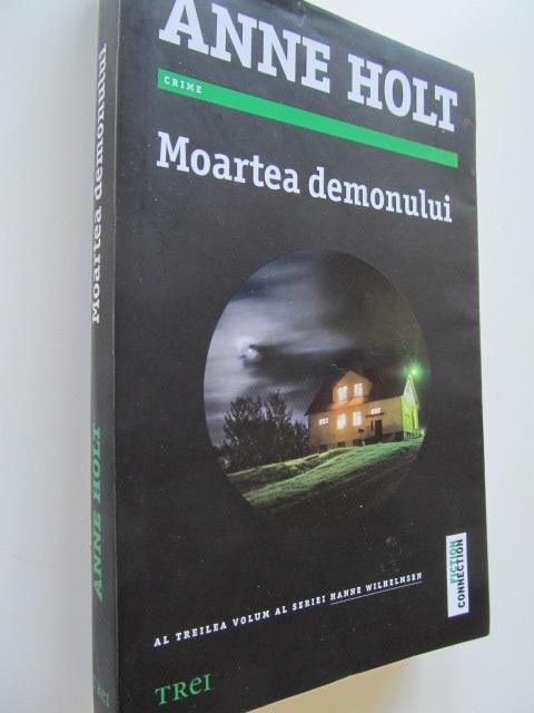 Moartea demonului - Anne Holt | Detalii carte