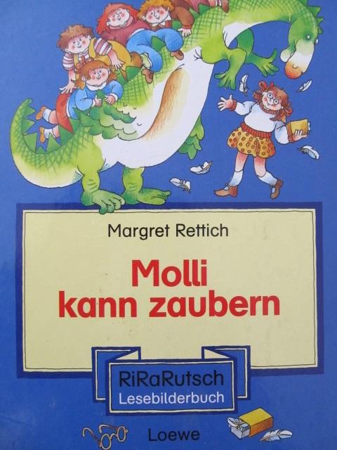 Molli kann zaubern - Margrett Rettich | Detalii carte