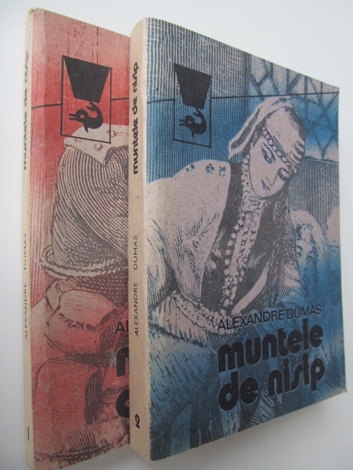 Muntele de nisip (2 vol.) - Alexandre Dumas | Detalii carte