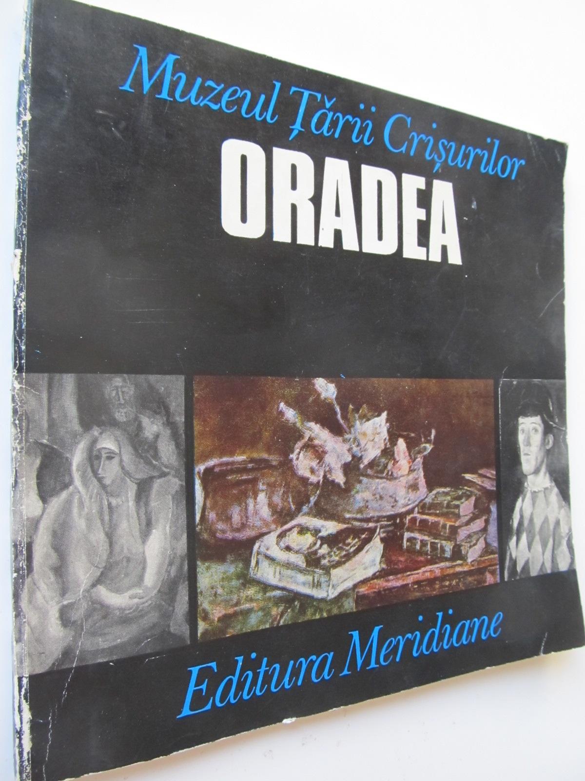 Muzeul Tarii Crisului - Oradea - Alexandru Avram | Detalii carte