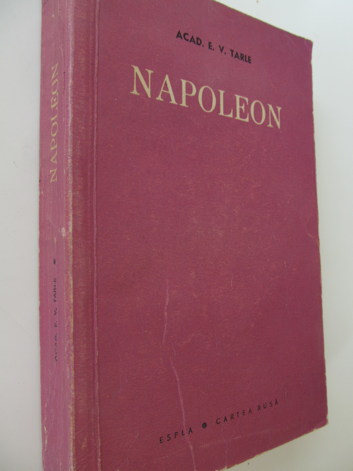 Napoleon - E. V. Tarle | Detalii carte