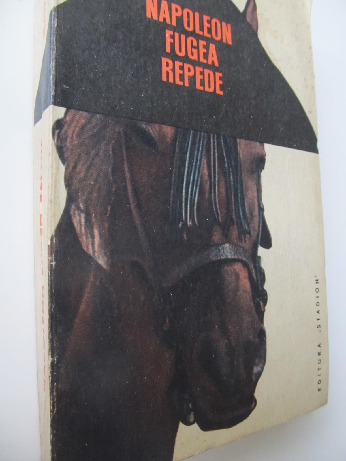 Napoleon fugea repede - Neagu Radulescu | Detalii carte