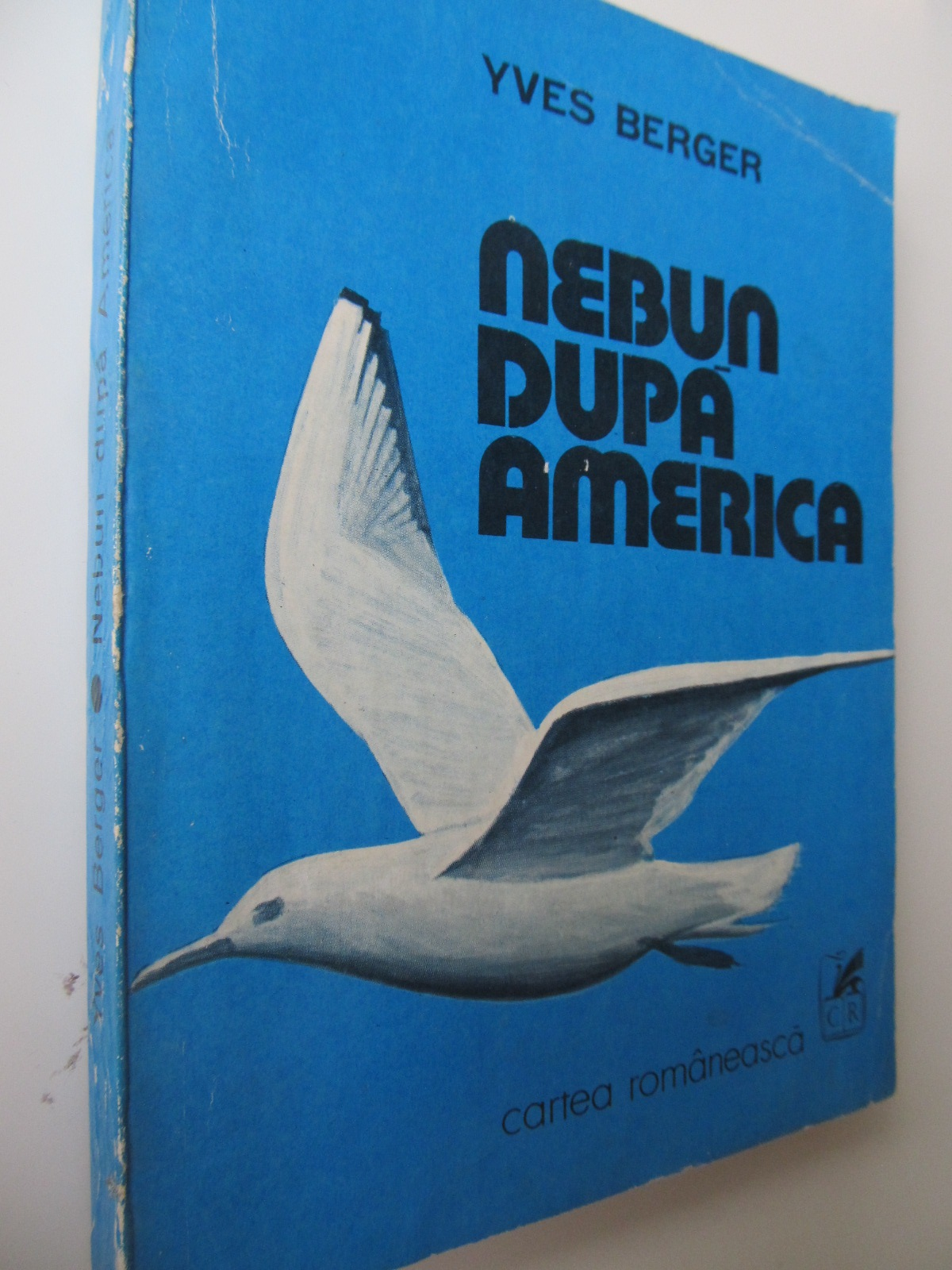 Nebun dupa America - Yves Berger   Detalii carte