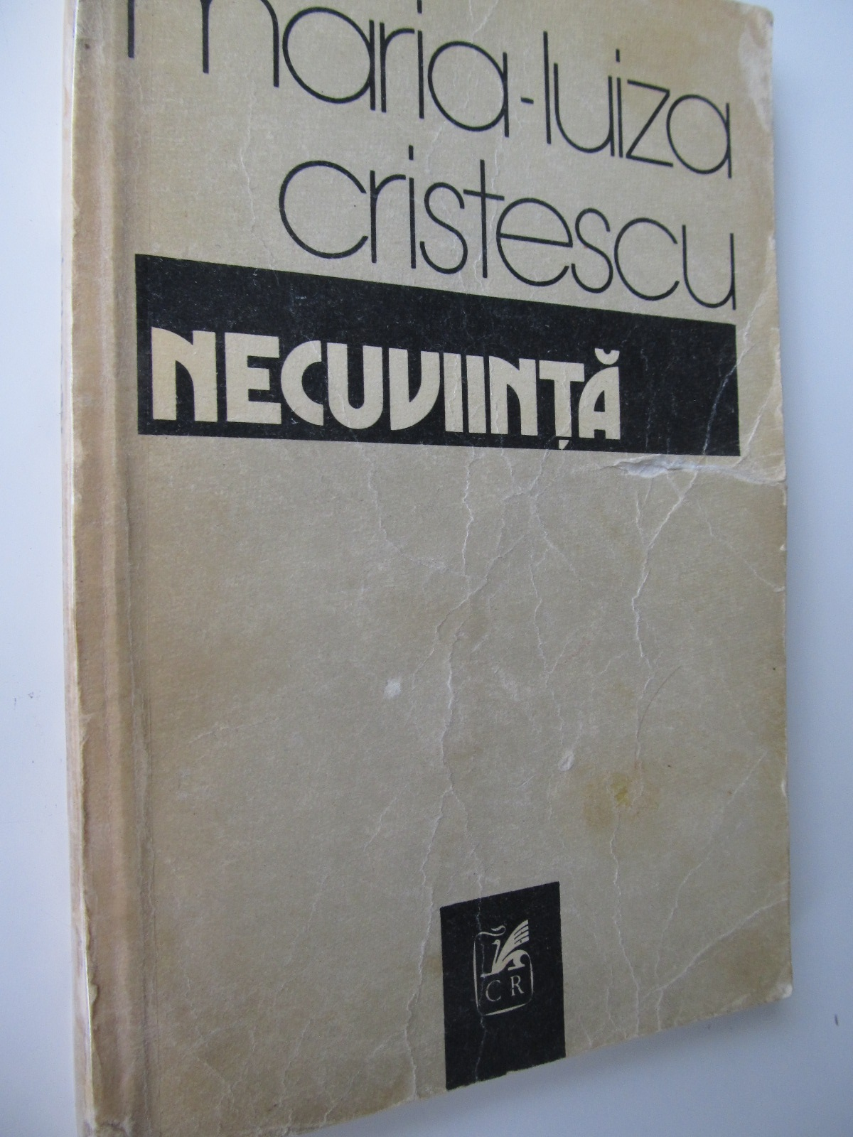 Necuviinta - Maria Luiza Cristescu | Detalii carte