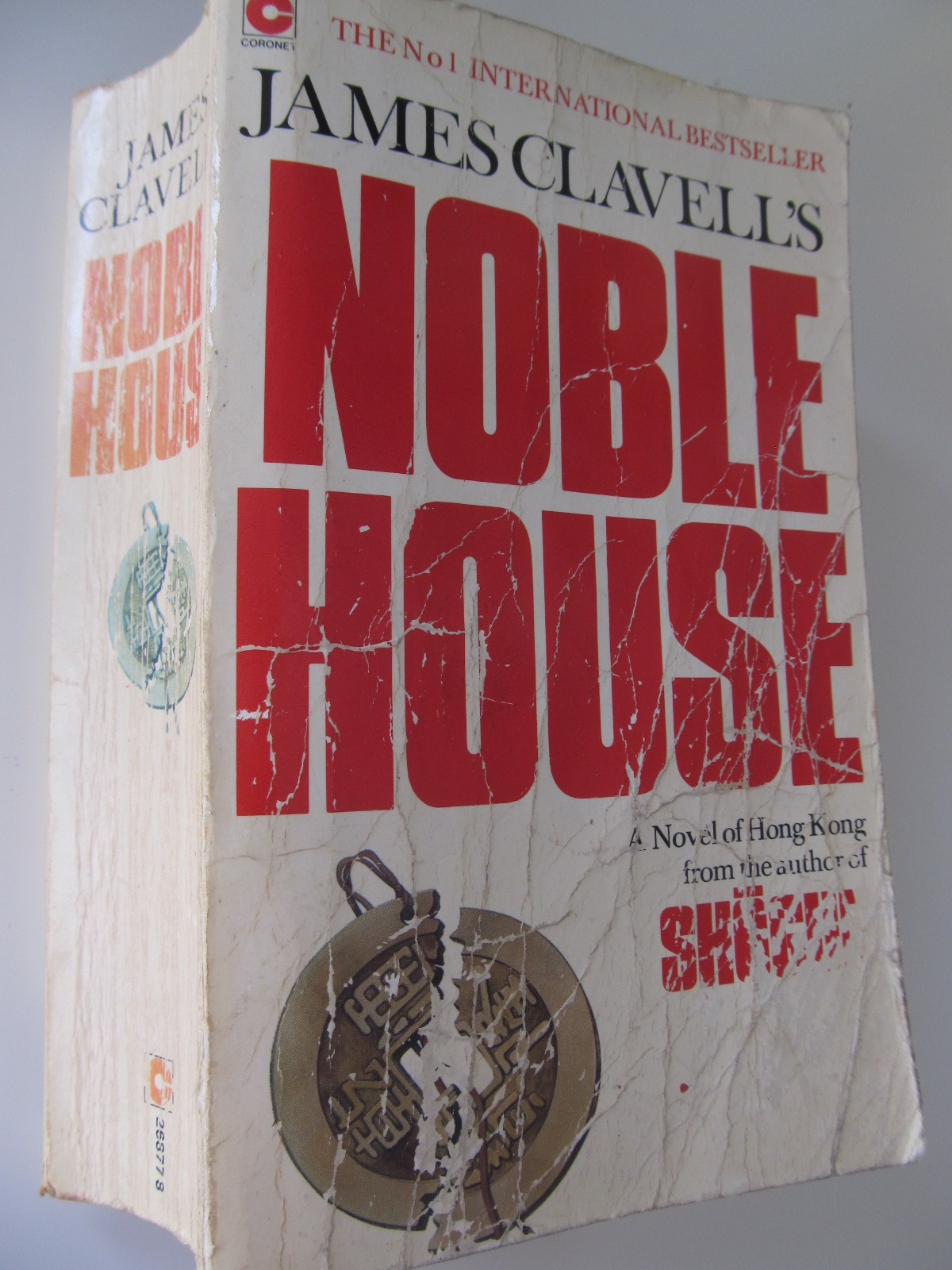 Noble house - James Clavell | Detalii carte