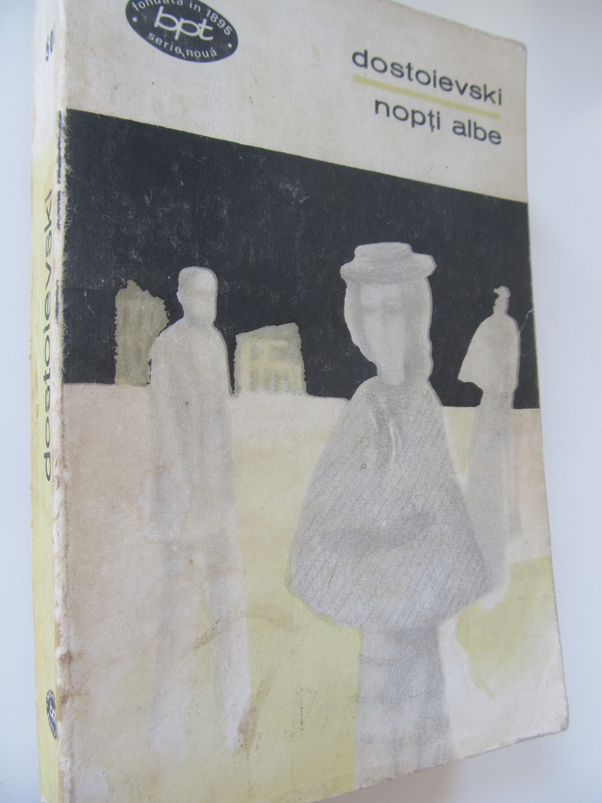 Nopti albe - Dostoievski | Detalii carte