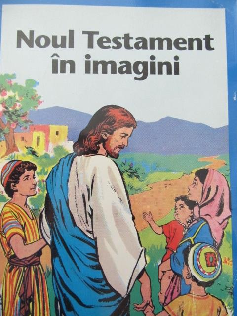 Noul Testament in imagini (benzi desenate) [1] - *** | Detalii carte