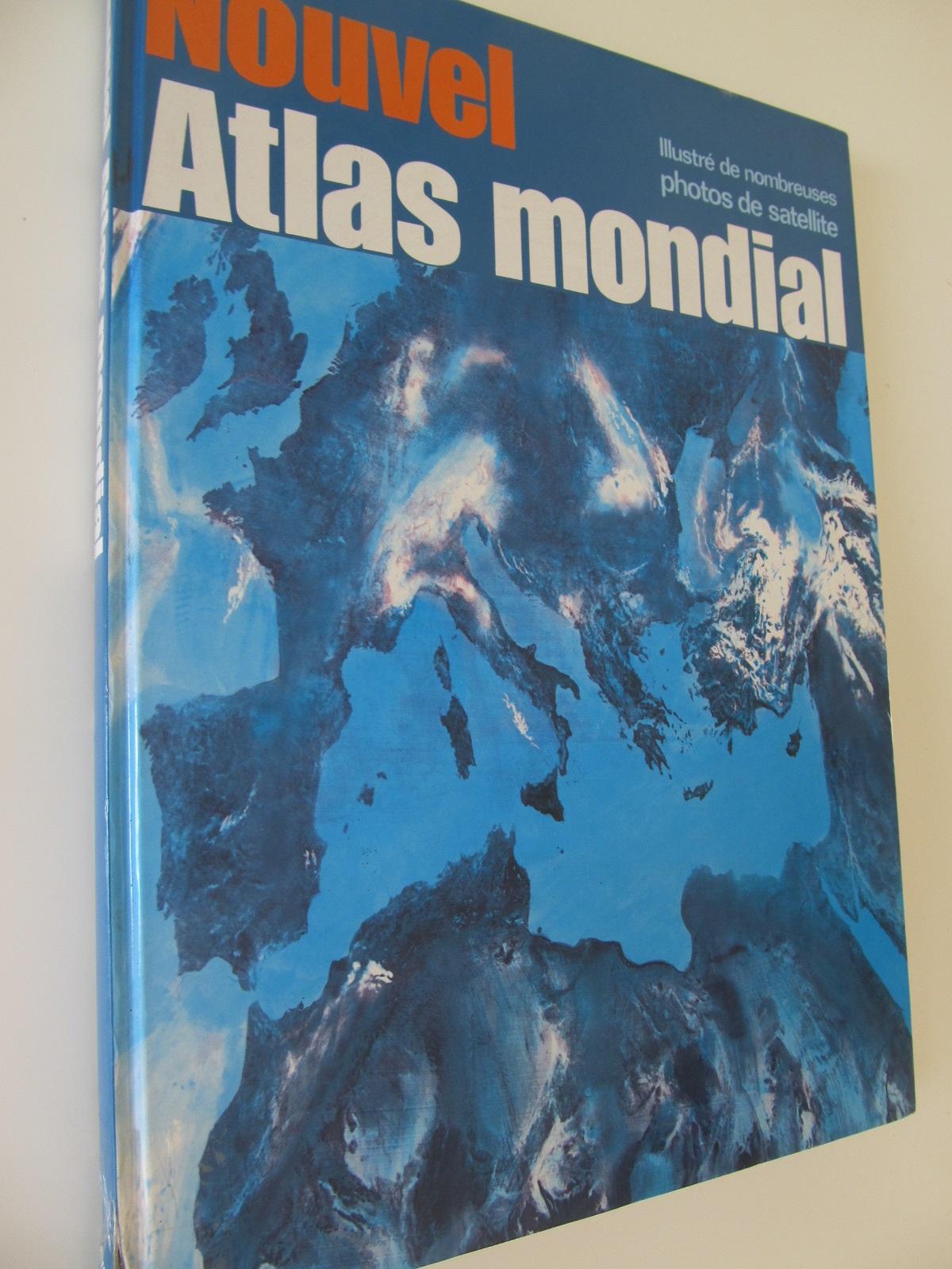 Nouvel Atlas mondial - *** | Detalii carte
