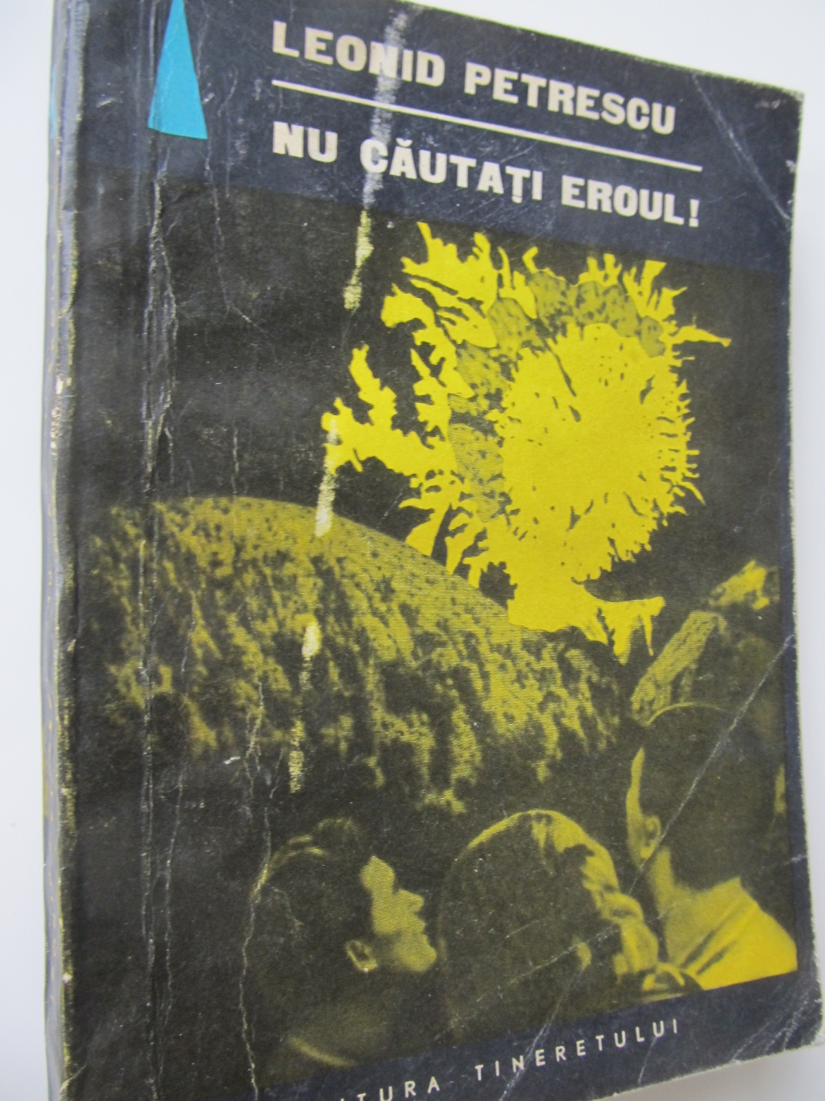 Nu cautati eroul - Leonid Petrescu | Detalii carte