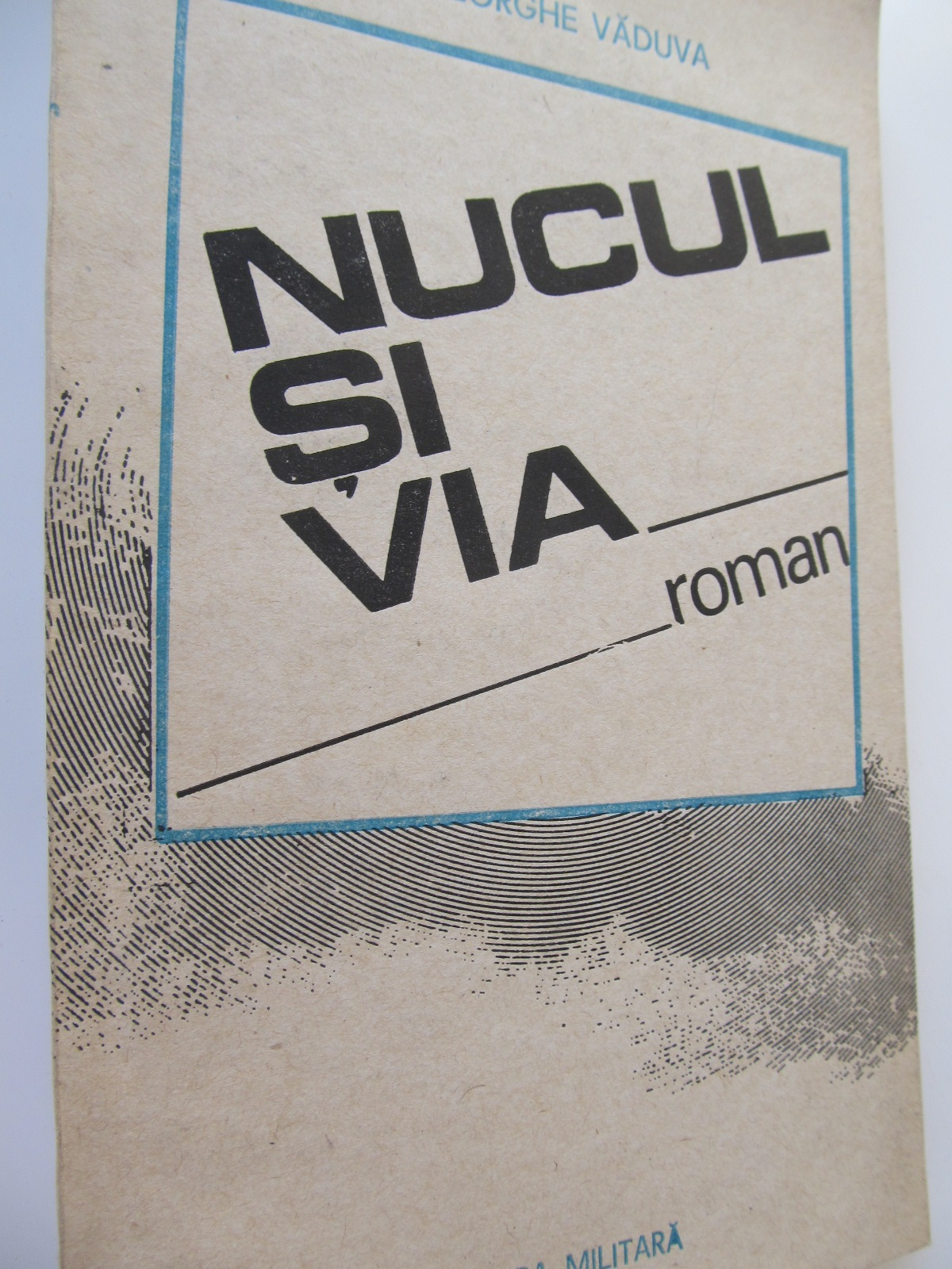 Nucul si via - Gheorghe Vaduva | Detalii carte