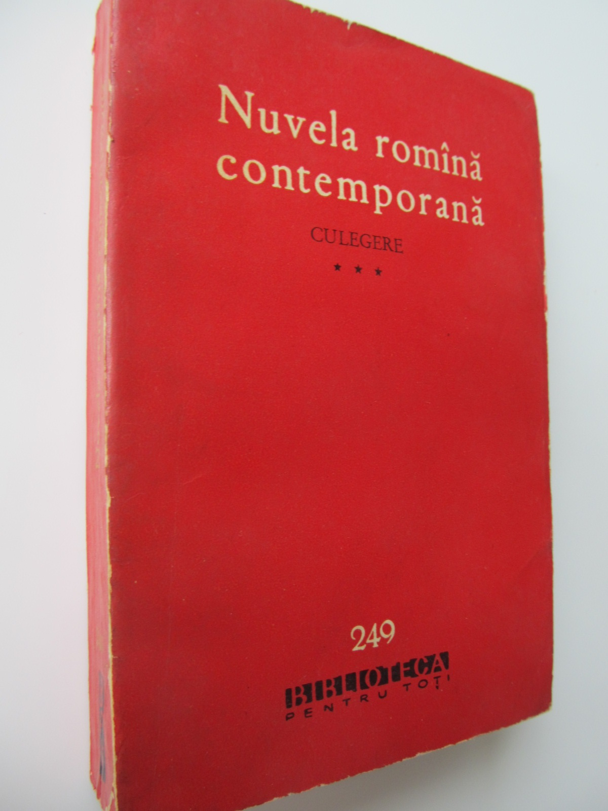 Nuvela romana contemporana - culegere (vol. 2) - *** | Detalii carte