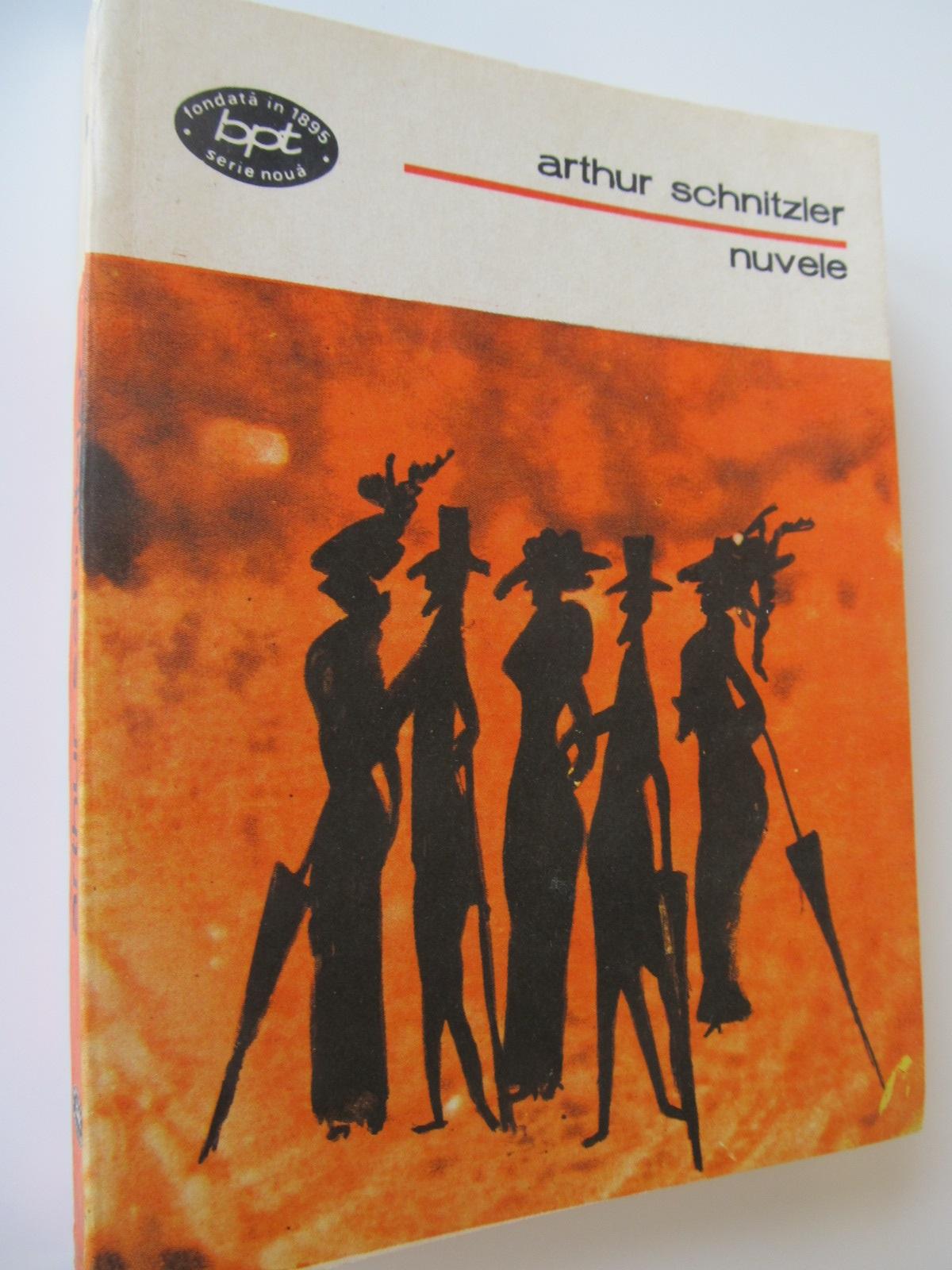 Nuvele - Arthur Schnitzler | Detalii carte