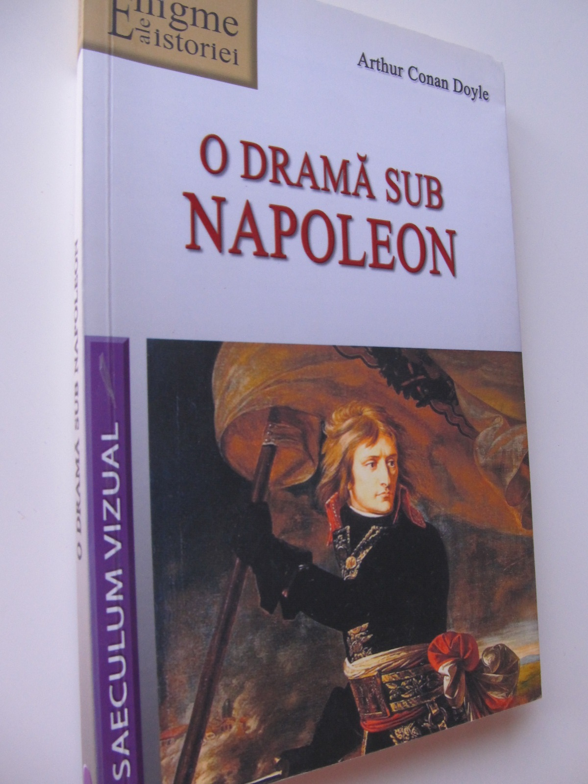 O drama sub Napoleon - Arthur Conan Doyle | Detalii carte