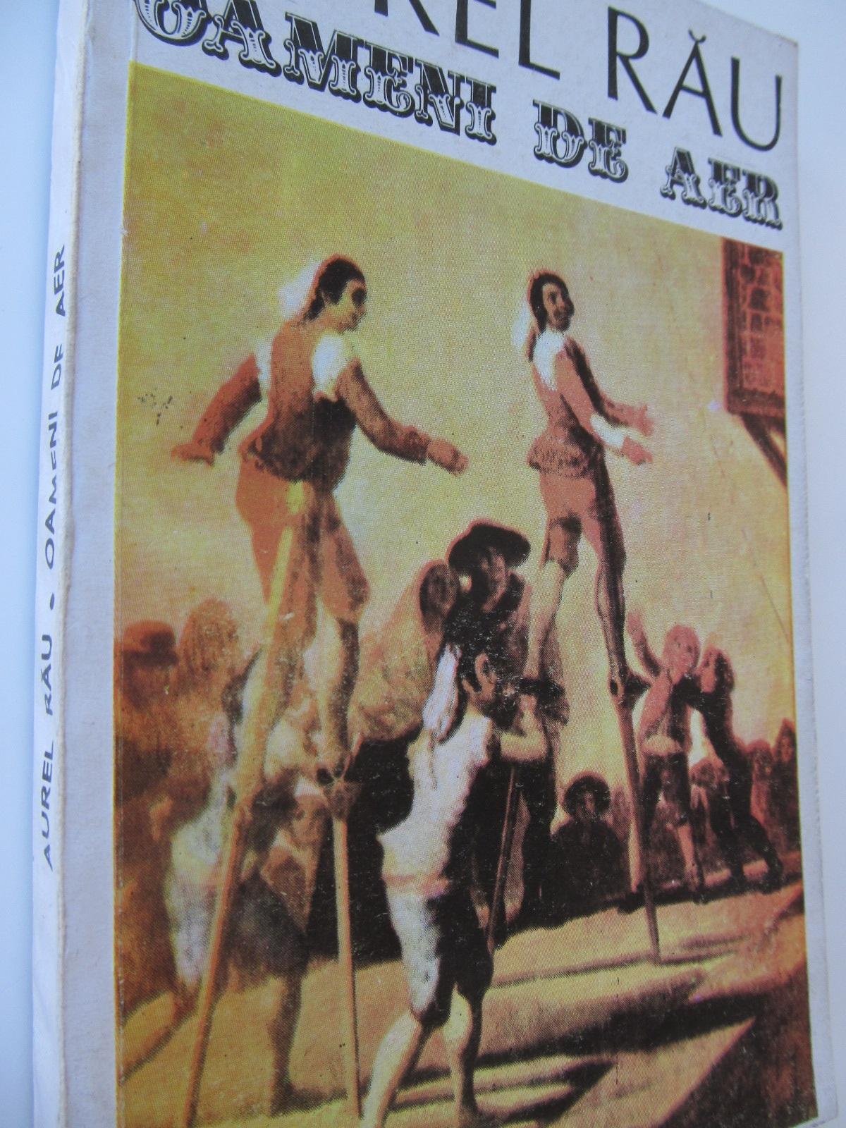 Oameni de aur - Aurel Rau | Detalii carte