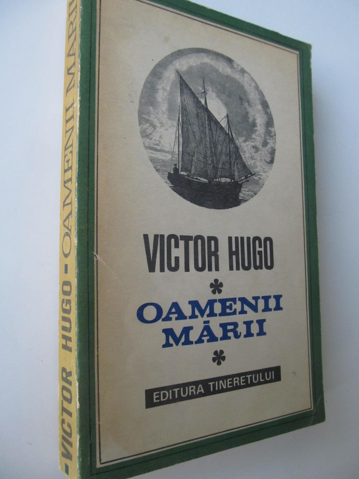 Oamenii marii - Victor Hugo | Detalii carte