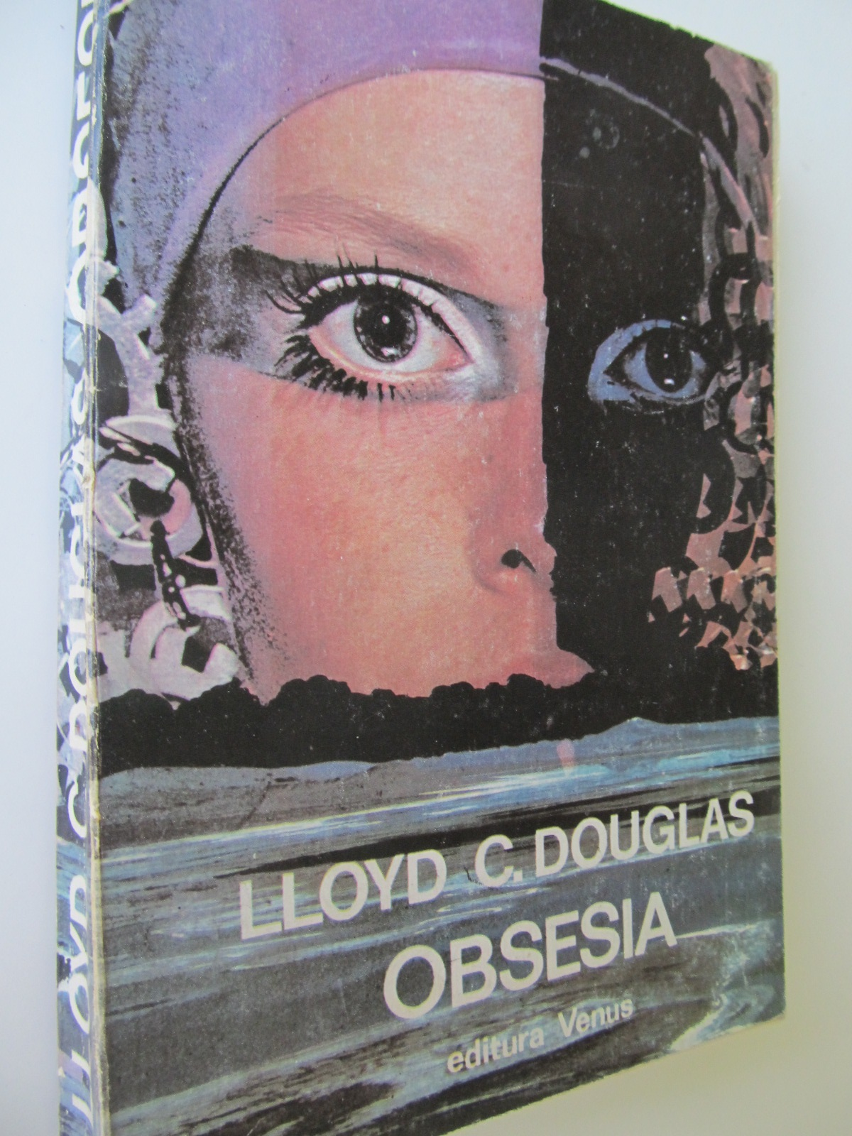 Obsesia - Lloyd C. Douglas   Detalii carte