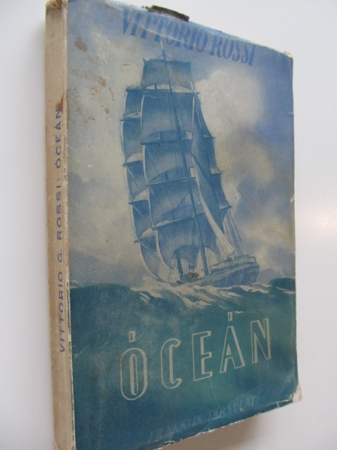 Ocean (lb. maghiara) - Vitorio Rossi | Detalii carte