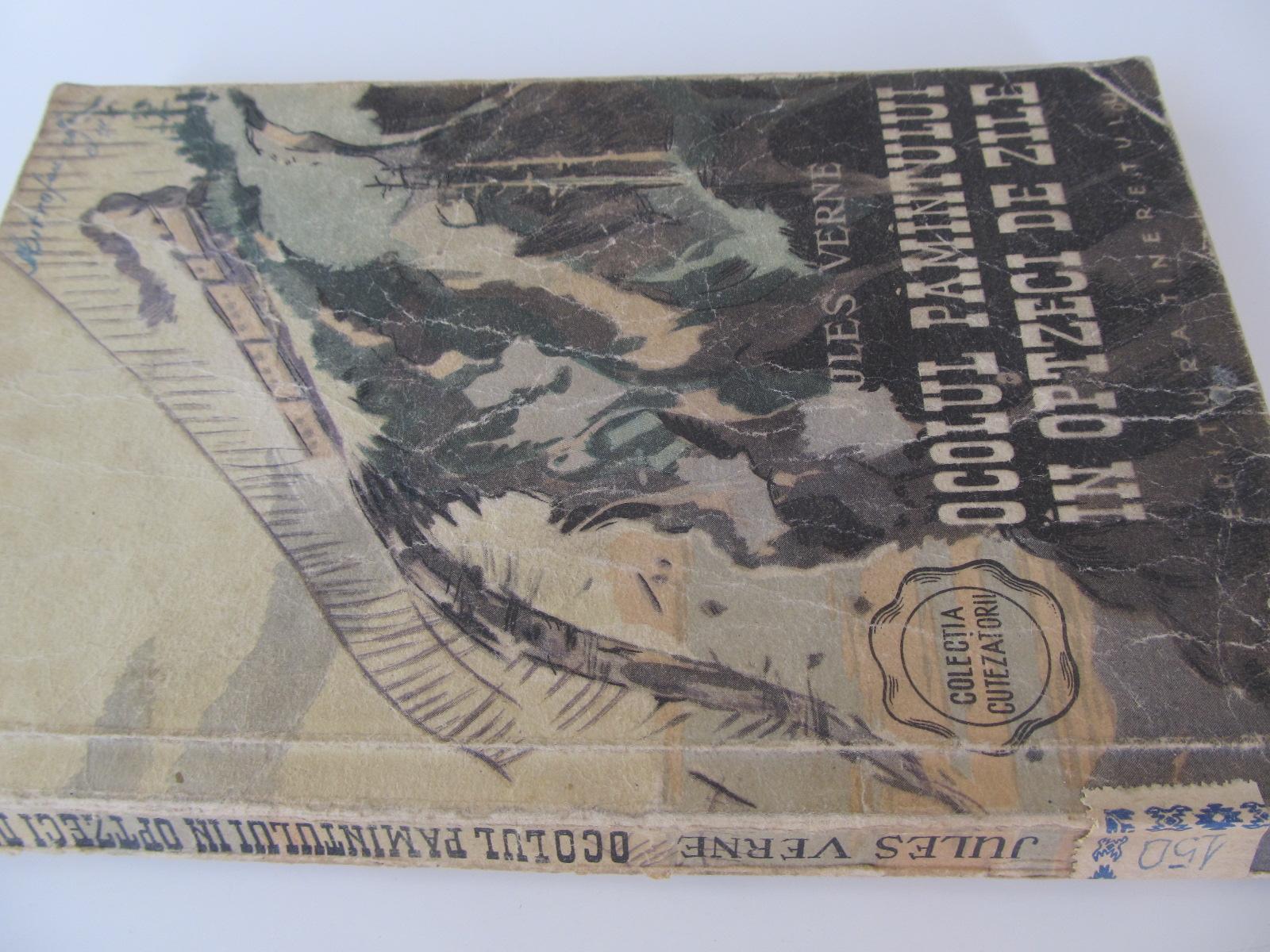 Ocolul pamantului in optzeci de zile - Jules Verne   Detalii carte