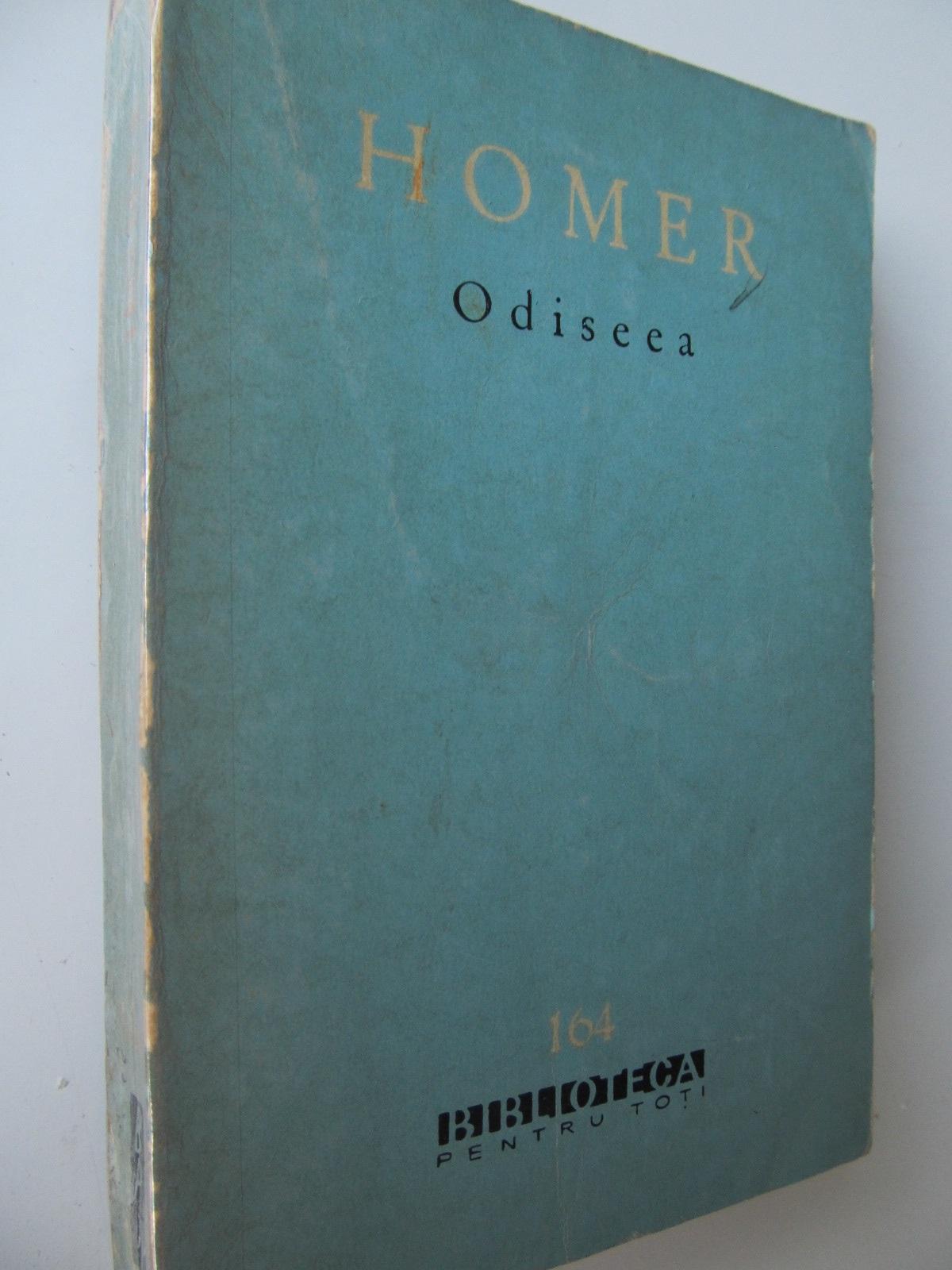 Odiseea - Homer | Detalii carte