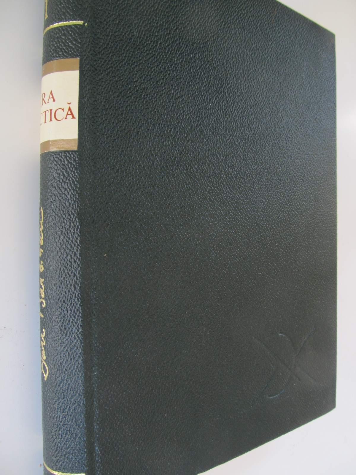 Opera didactica (vol. I) - Geometrie elementara - Dan Barbilian | Detalii carte