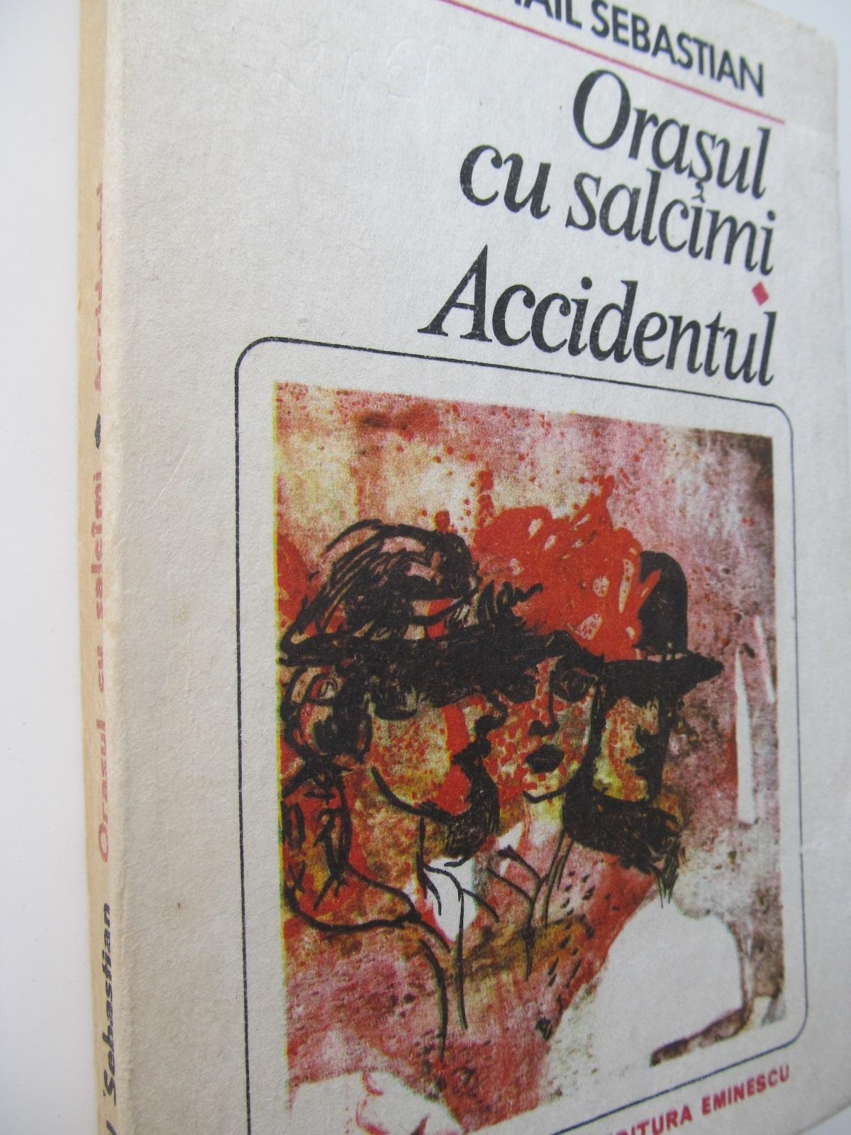 Orasul cu salcami - Accidentul - Mihail Sebastian | Detalii carte