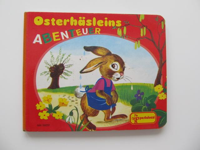Osterhasleins Abenteuer - pagini carton gros - *** | Detalii carte