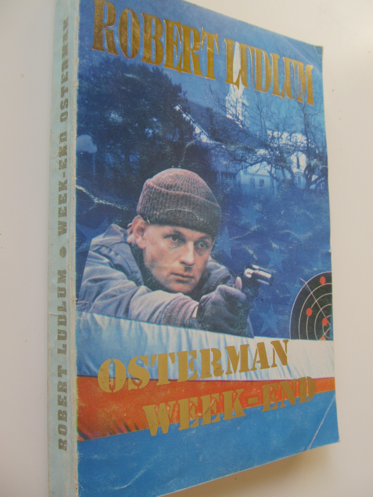 Osterman Week-End - Robert Ludlum | Detalii carte