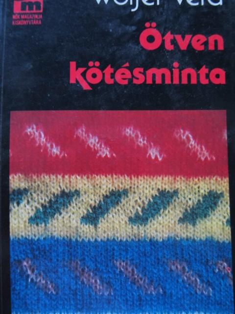 Otven kotesminta (50 modele de impletituri) - Wolfel Vera | Detalii carte