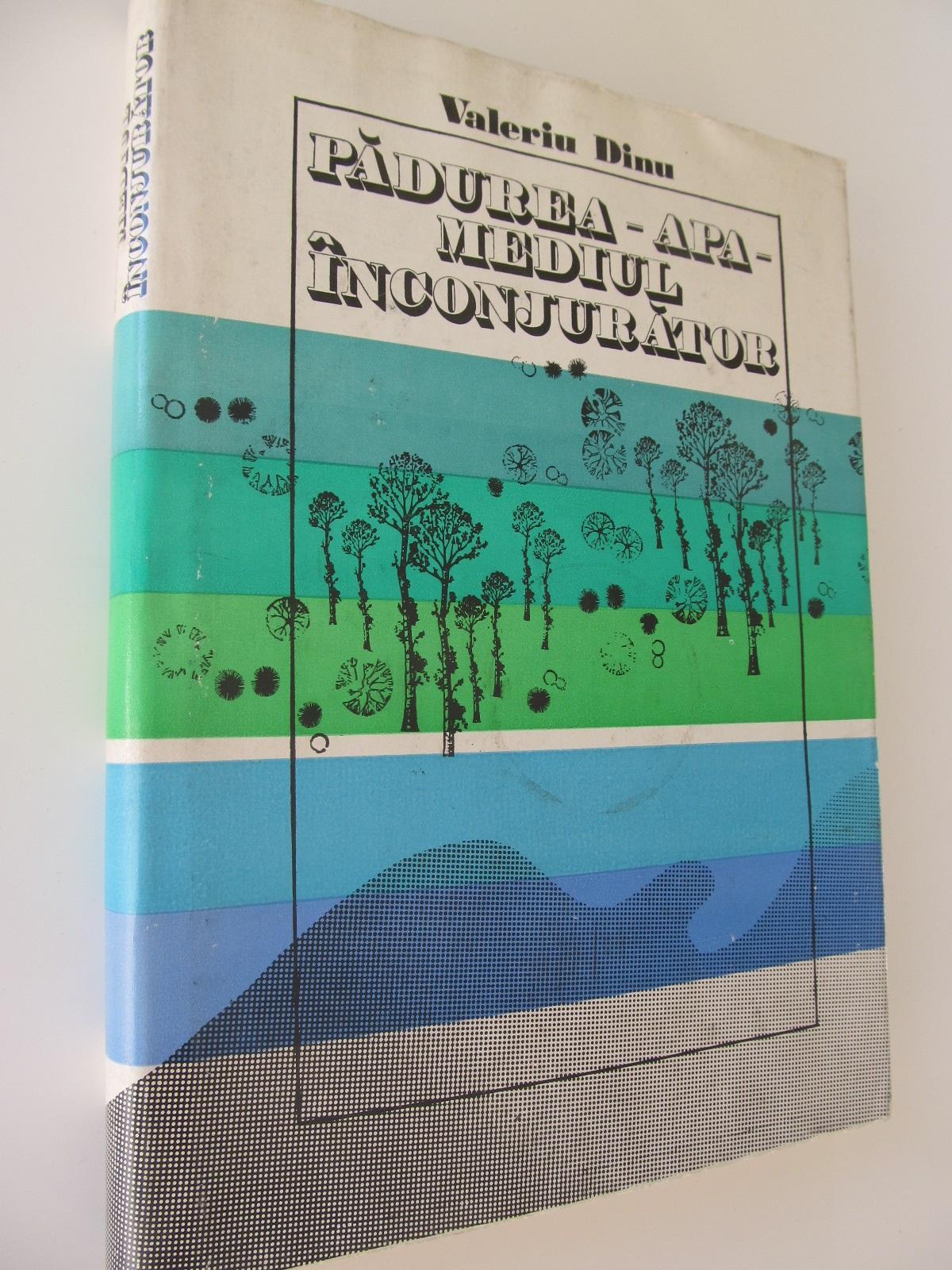 Padurea - Apa - Mediul inconjurator - Valeriu Dinu | Detalii carte
