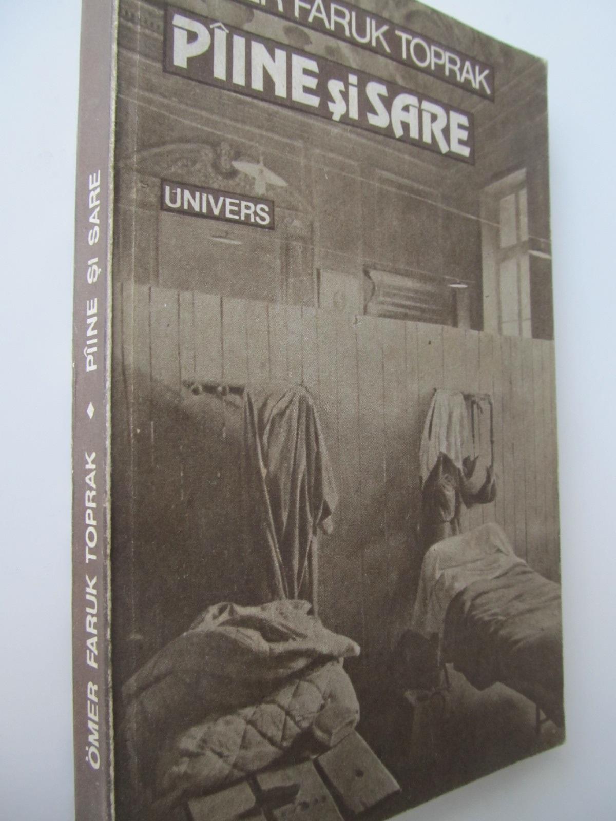 Paine si sare - Omer Faruk Toprak   Detalii carte