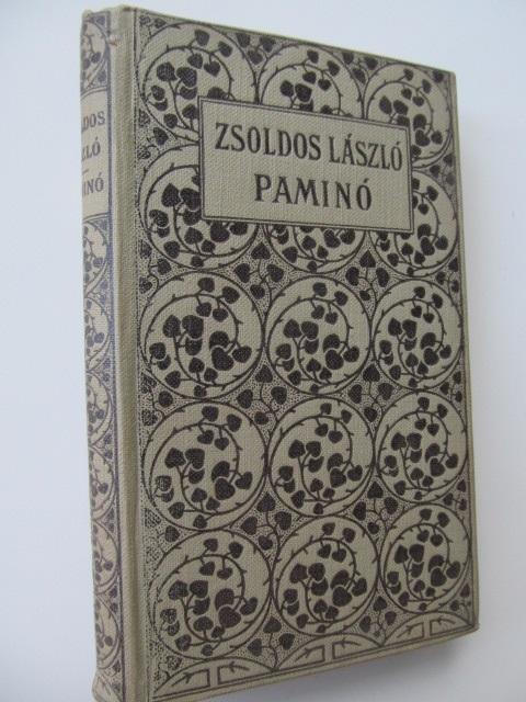 Pamino (lb. maghiara) - Zsoldos Laszlo | Detalii carte