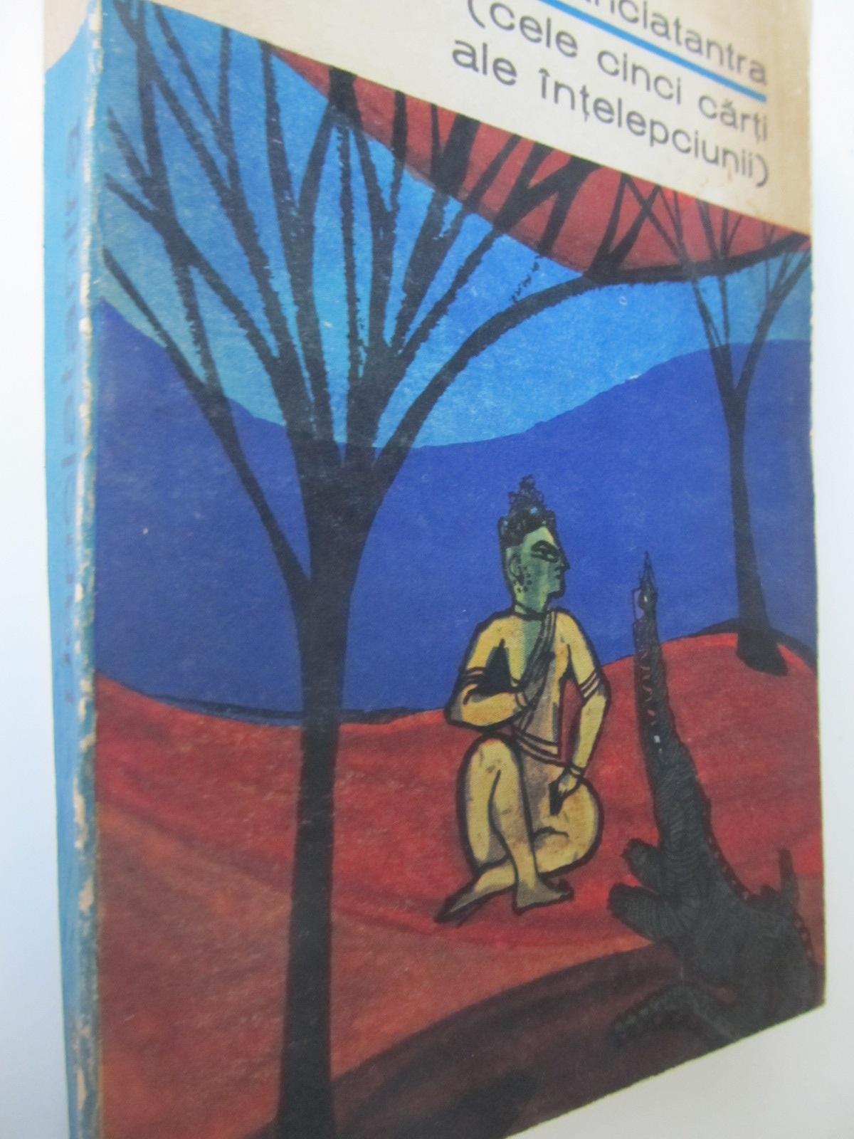 Panciatantra (cele cinci carti ale intelepciunii) - *** | Detalii carte